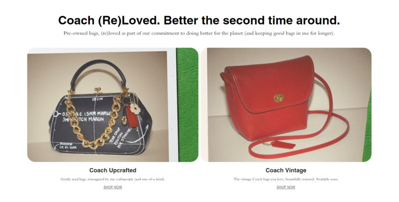 Upcycled Luxury Fashion Accessories