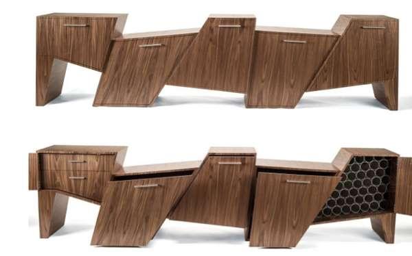 Choppy Lumber Sideboards