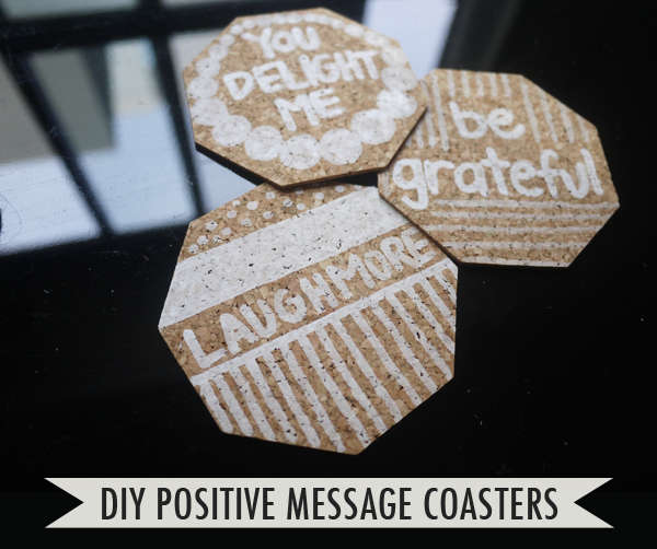 Motivational Coaster Designs