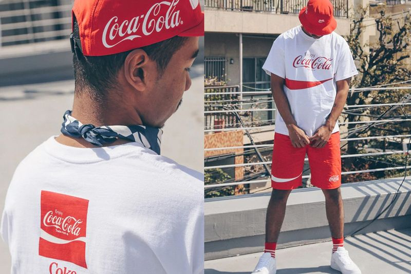 Soda Brand-Inspired Apparel Designs