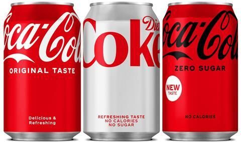 Updated Soda Branding Initiatives