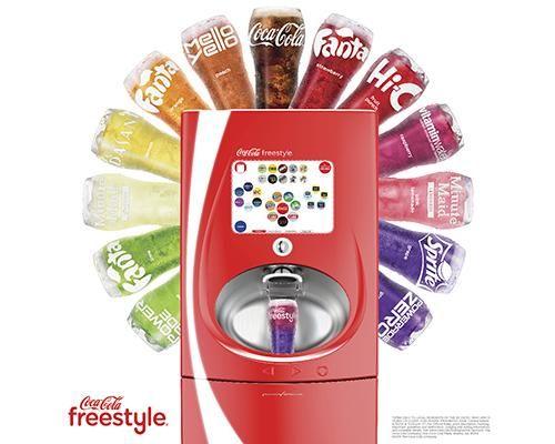Custom Soda Flavor Contests