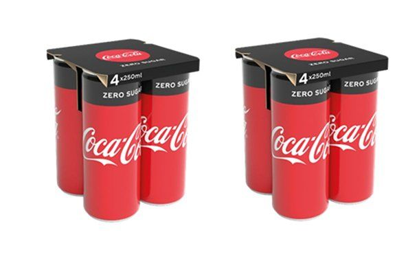 Paperboard Soda Packaging