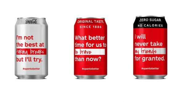Inspirational Soda Branding Campaigns