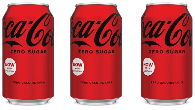 Improved Flavor Zero-Calorie Colas