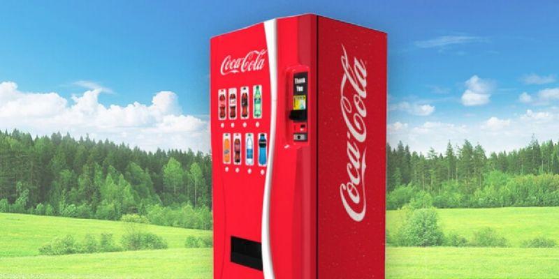 coca cola machine service