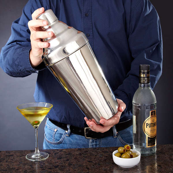 Gigantically Sleek Beverage Makers