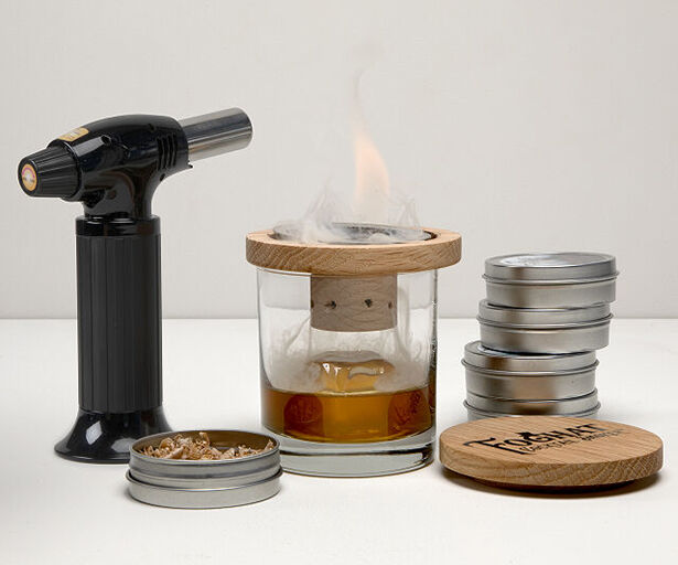 Customizable At-Home Cocktail Smokers