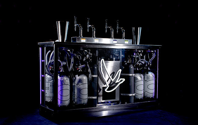 Sub-Zero Cocktail Tap Systems