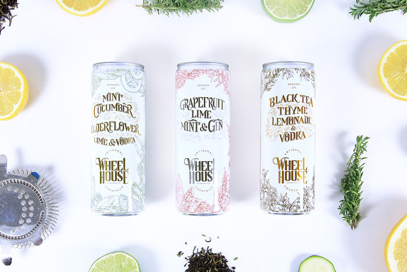 Elegantly Canned Cocktails