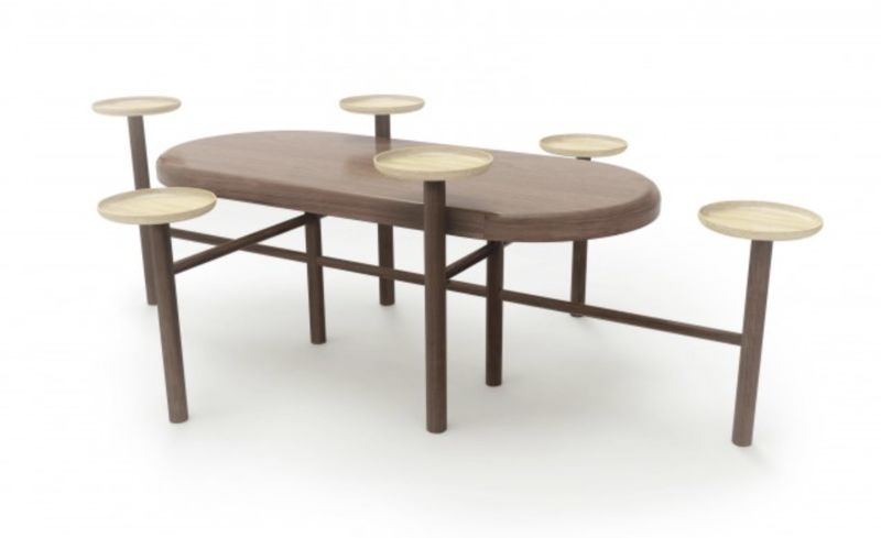 Multi-Surface Tables