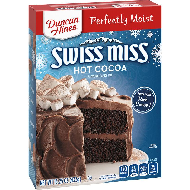 Hot Cocoa Cake Mixes