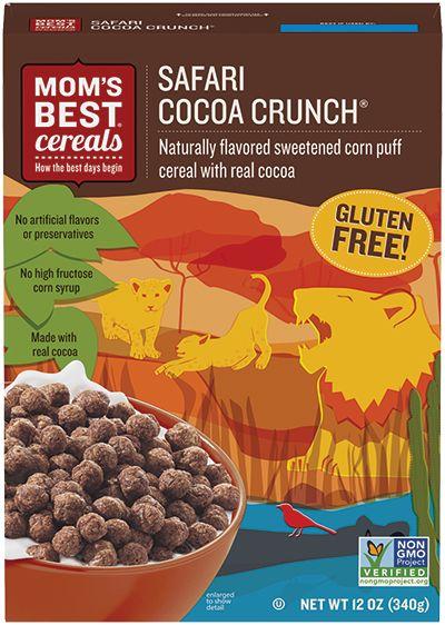 Authentic Cocoa Cereals