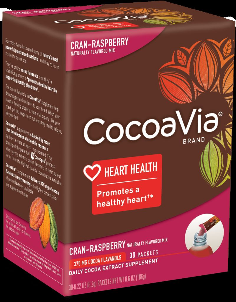 Heart-Healthy Drink Mixes