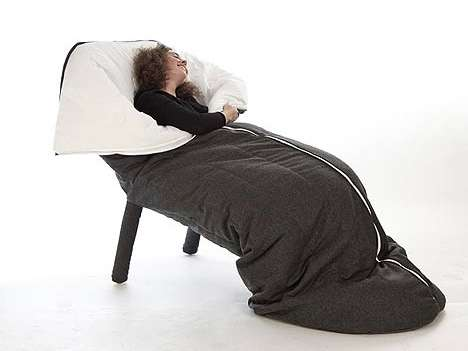 Sleeping Bag Chairs