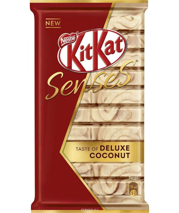 Marbleized Coconut Chocolates