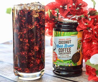 Coconut Cold Brew Coffees