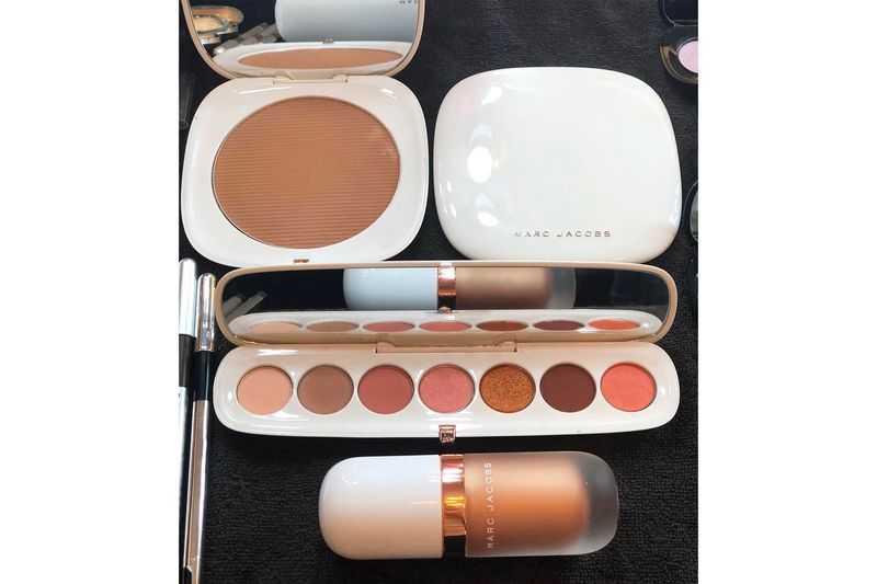 Rose Gold Cosmetic Collections