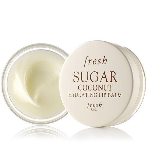 Coconut-Flavored Lip Balms