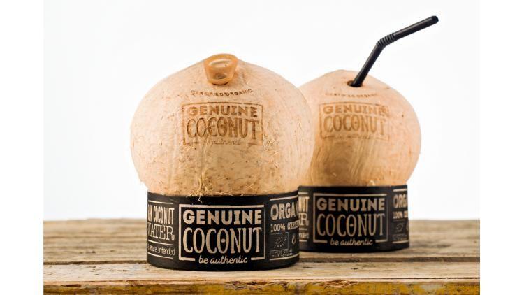 Pop Tab Coconut Shells