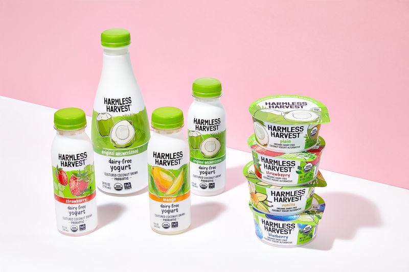 Alternative Yogurt Collections