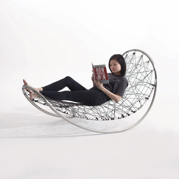 Stylish Stringed Cocoon Chairs Cocoon Chair
