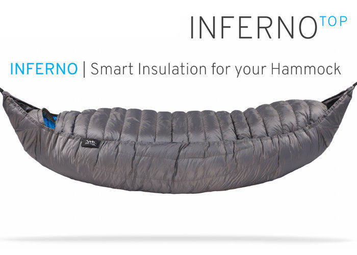 Winter Camping Hammock Insulators