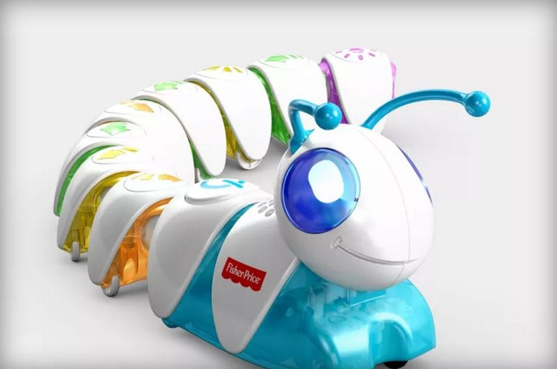 Caterpillar Coding Toys