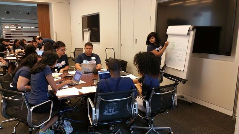Inner City Coding Workshops