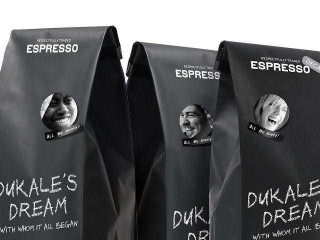 Jovial Coffee Packaging