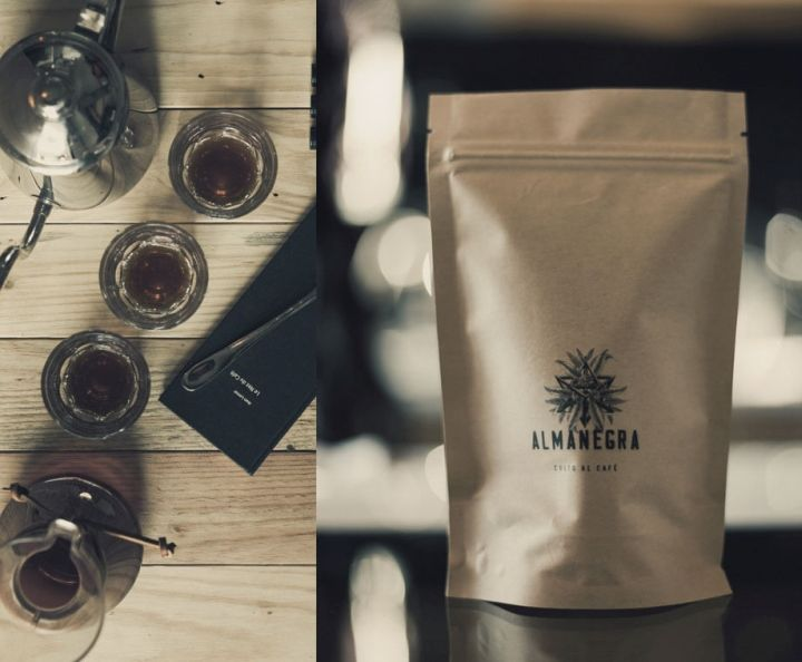 Cult Coffee Branding