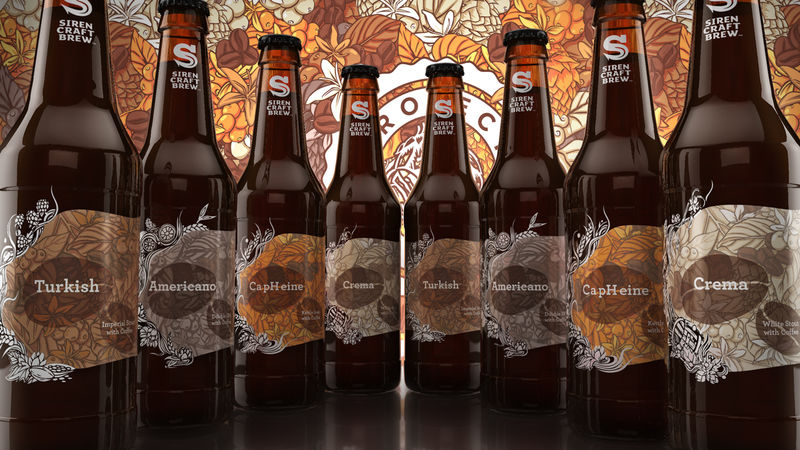 Barista-Inspired Coffee Beers