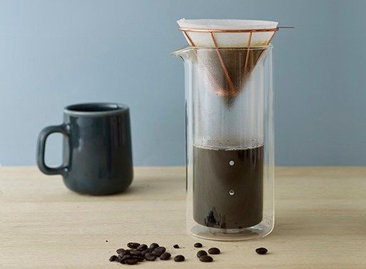 Open-Frame Coffee Carafes