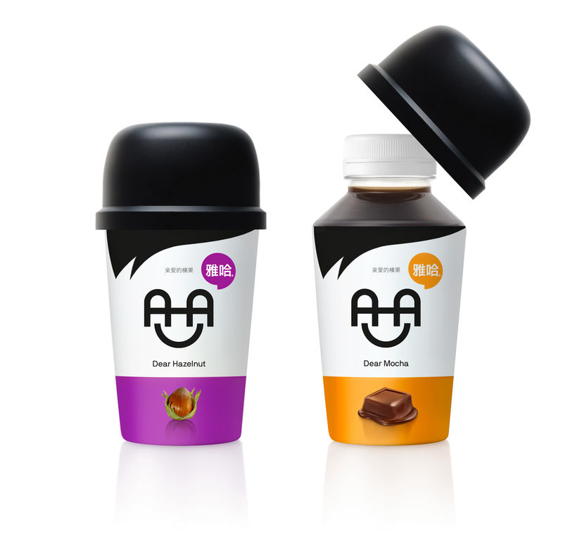 Friendly Character Coffee Containers