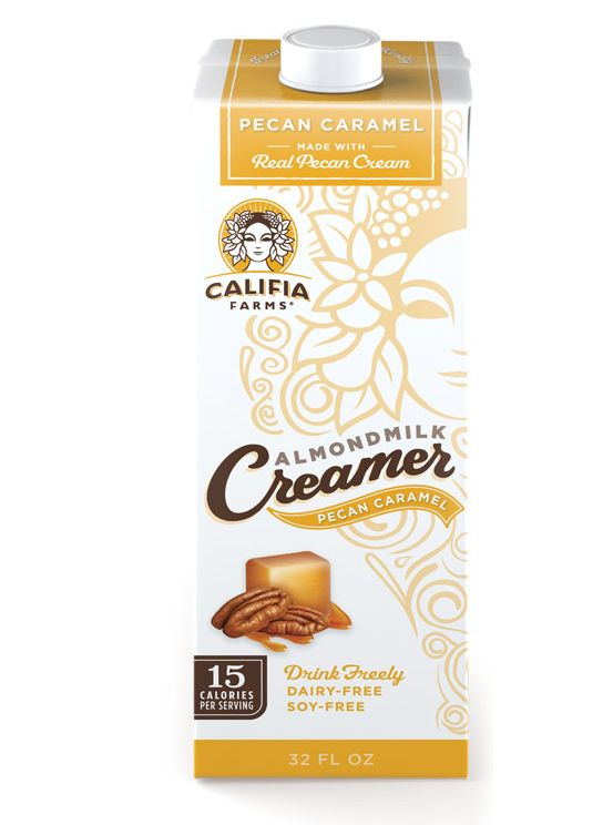 Nutty Coffee Creamers