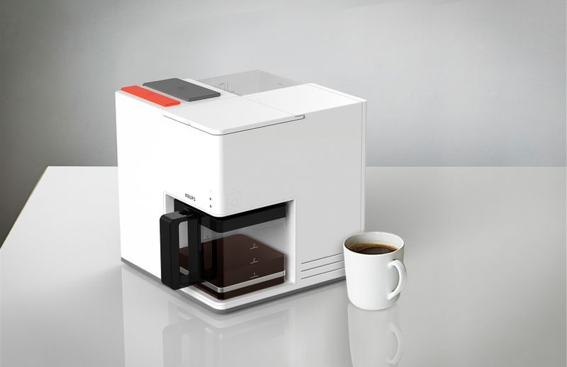 Cubic Coffee Makers