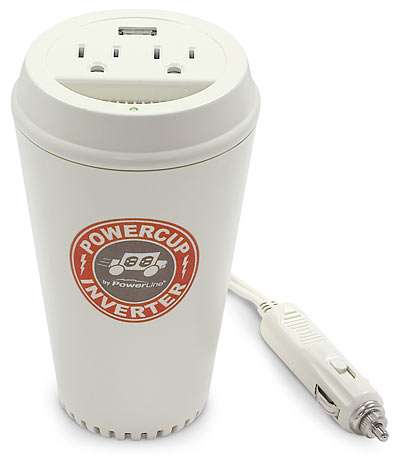 Power-Boosting Coffee Cups
