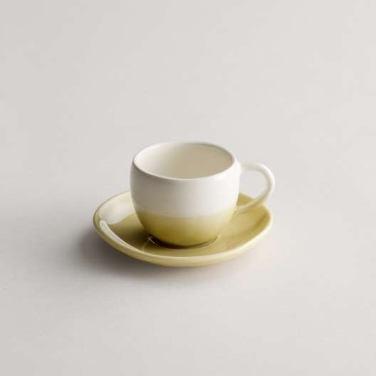 Subtly Two-Toned Cups