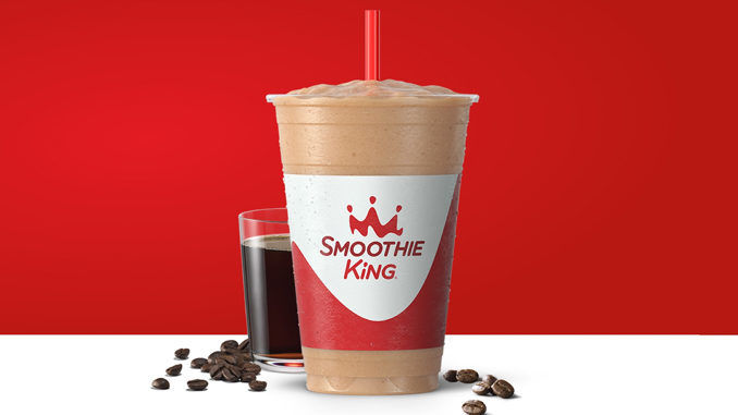 Cold Brew Coffee Smoothies
