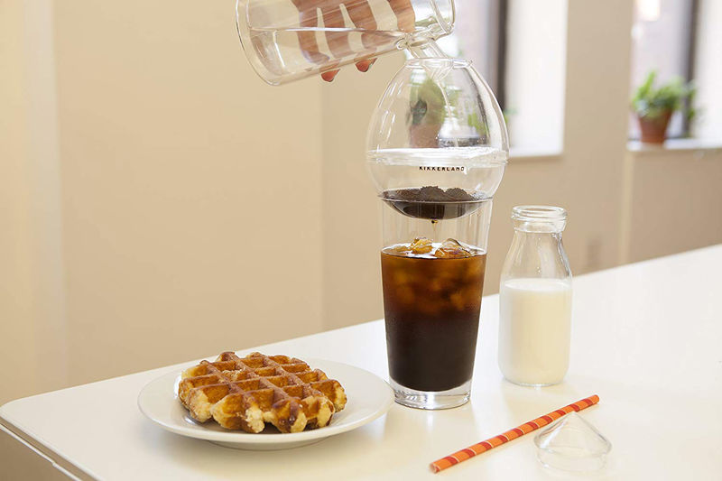 Ultra-Slow Cold Coffee Brewers