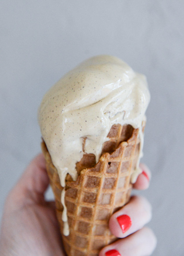 Iced Coffee Ice Cream