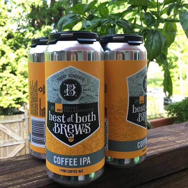 Coffee-Beer Hybrids