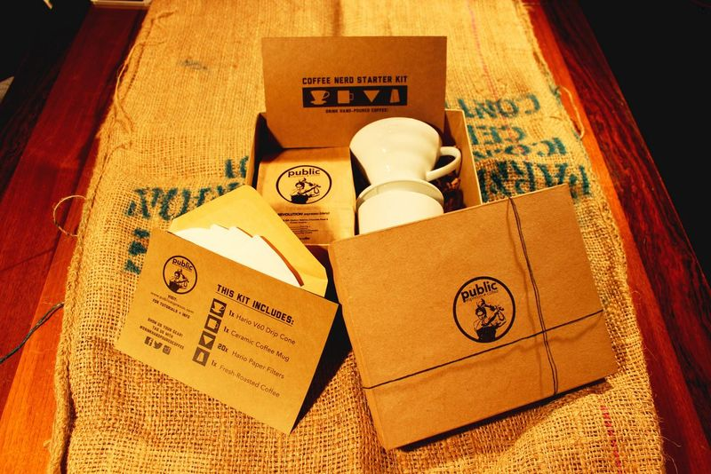 Educational Espresso Kits