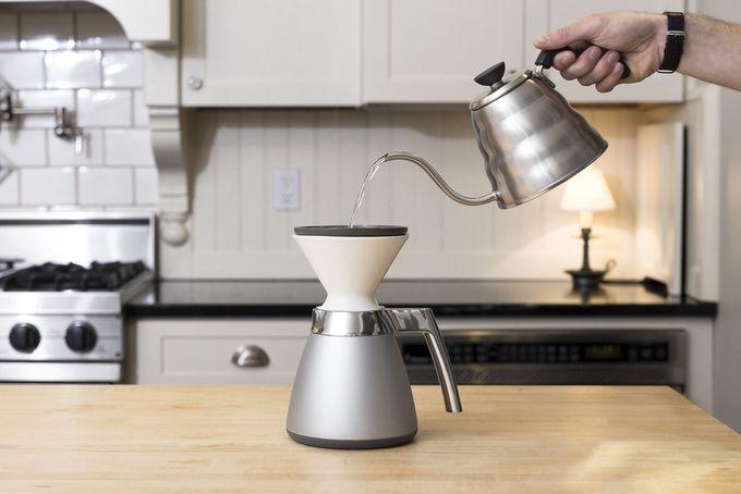 Modernized Retro Coffee Pots