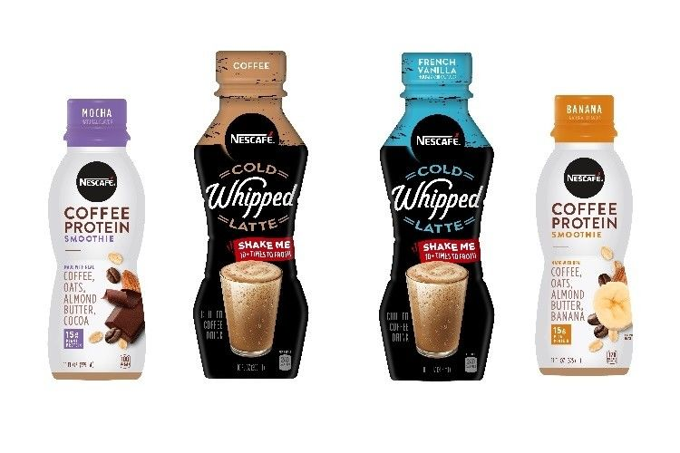 Coffee-Based Protein Smoothies