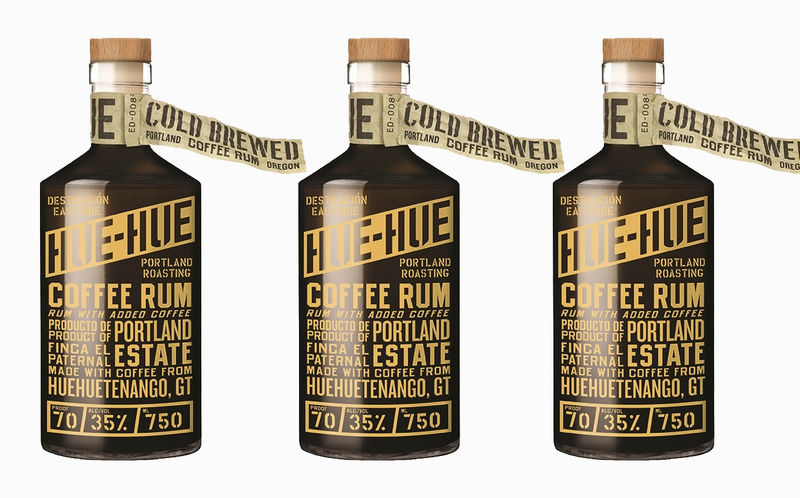 Artisan Coffee-Infused Rums