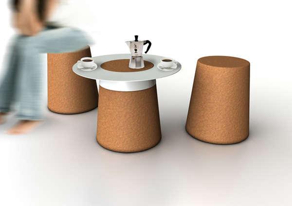 Adaptable Eco Furnishings
