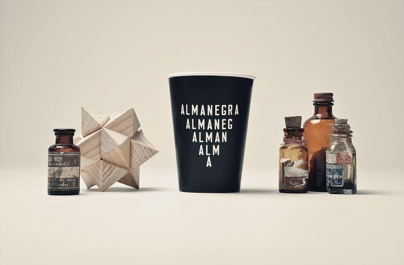 Alchemist Coffee Shop Branding