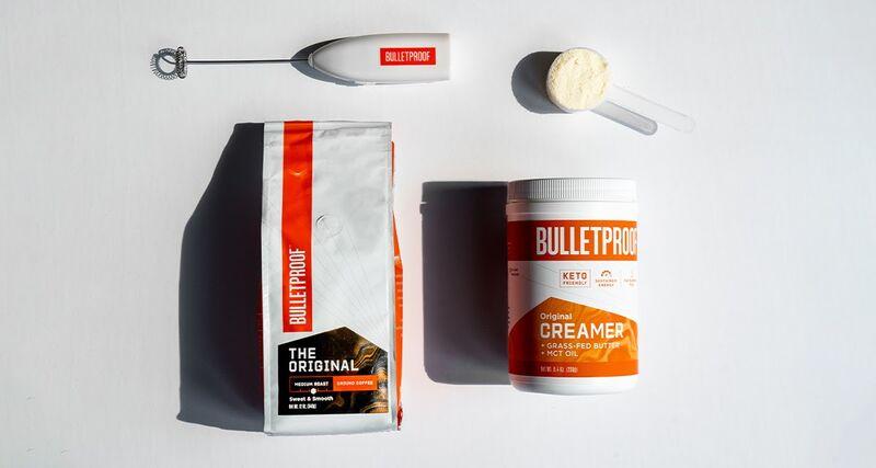 Keto-Friendly Coffee Starter Kits