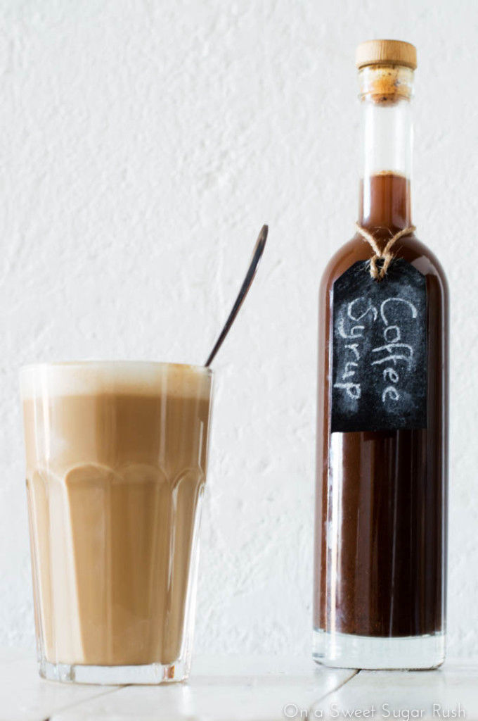 Butternut Coffee Syrups